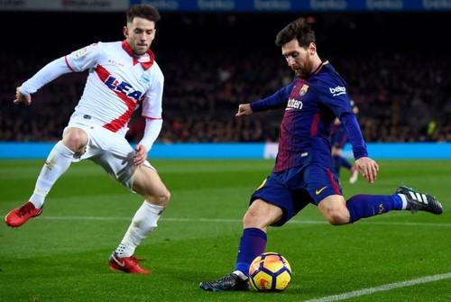 Барселона — Алавес — 2:1. Видеообзор матча