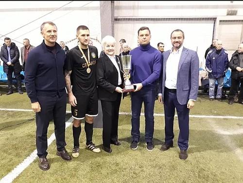 Колос во второй раз выиграл Мемориал Макарова