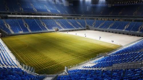 Инспекция ФИФА осталась довольна визитом на Санкт-Петербург Арену