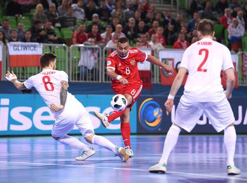 Россия – Польша – 1:1. Обзор матча. 30.01.2018
