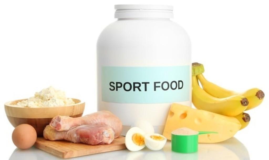 Спортивное питание сделает вас сильнее