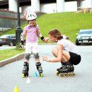 Ролики Rollerblade для детей и взрослых
