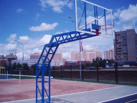 Качественные баскетбольные стойки