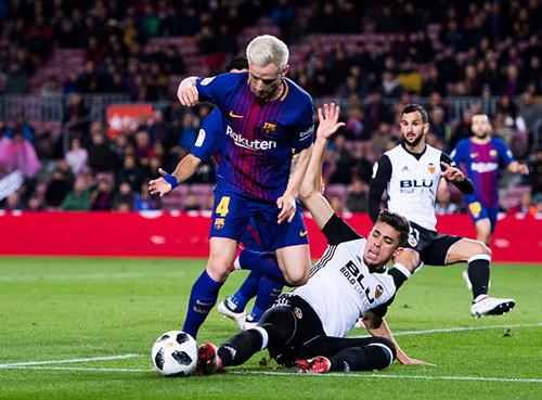 Барселона — Валенсия — 1:0. Обзор матча. 01.02.2018