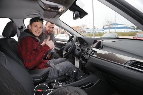 Зозуля получил от спонсора Альбасете новую машину