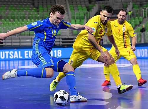 Румыния – Украина – 2:3. Обзор матча. 02.02.2018