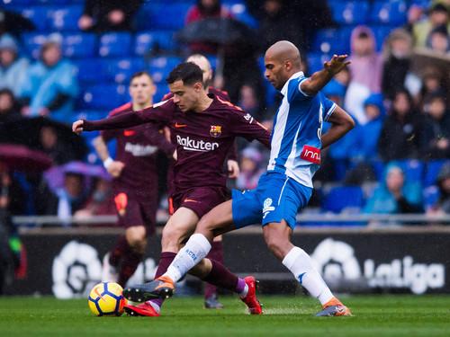 Эспаньол — Барселона — 1:1. Видеообзор матча