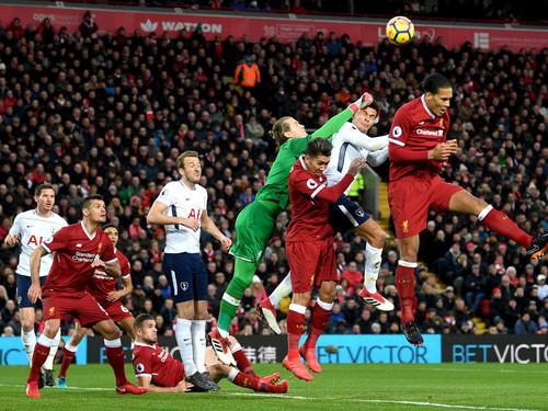 Ливерпуль — Тоттенхэм — 2:2. Видеообзор матча
