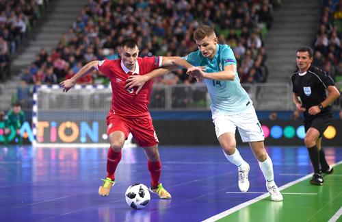 Словения – Россия – 0:2. Обзор матча. 05.02.2018