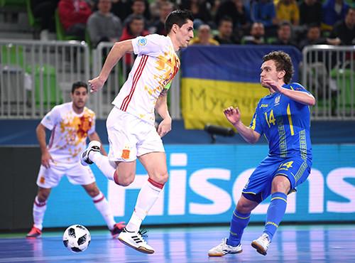 Украина – Испания – 0:1. Обзор матча. 06.02.2018