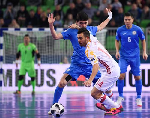 Казахстан – Испания – 5:5 (по пенальти 1:3). Обзор матча. 08.02.2018