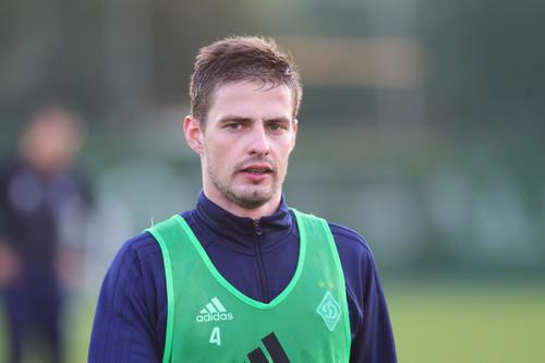 Пантич и Корзун тренируются с Динамо U-19