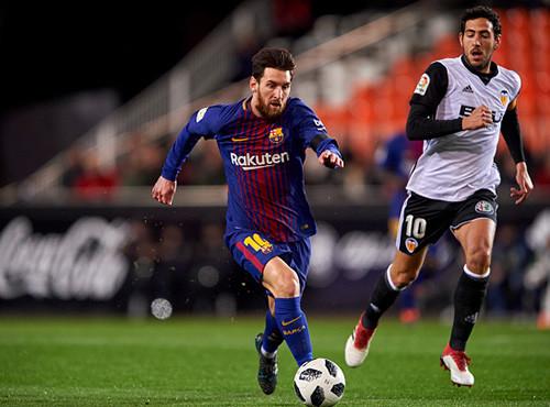 Валенсия — Барселона — 0:2. Обзор матча. 08.02.2018