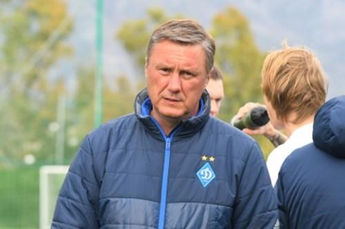 ХАЦКЕВИЧ: «Недоволен реализацией и игрой команды при стандартах»