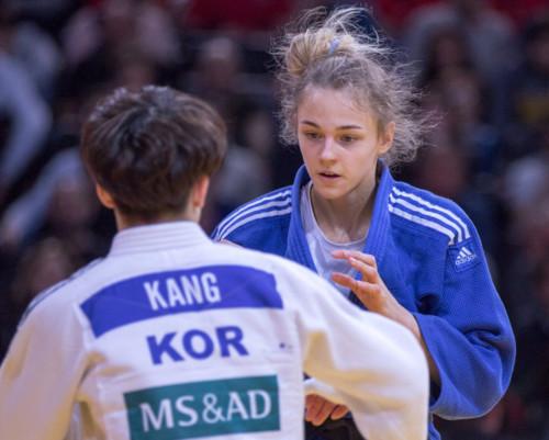 Дарья Белодед выиграла турнир Большого шлема в Париже