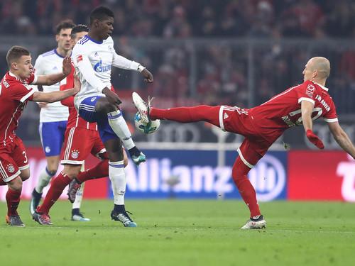 Бавария — Шальке — 2:1. Видеообзор матча