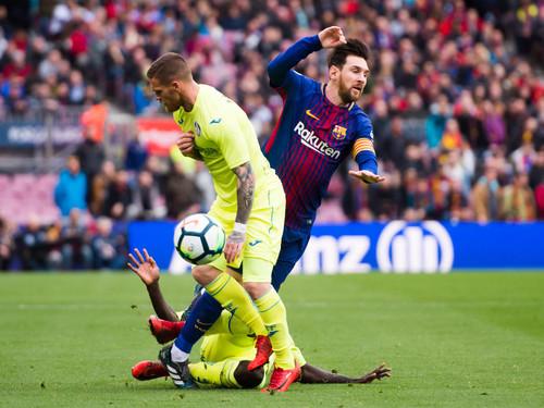 Барселона — Хетафе — 0:0. Видеообзор матча