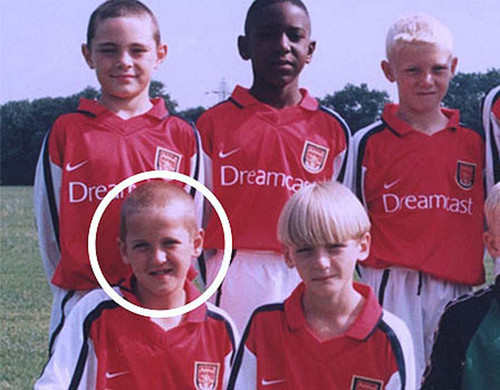 Гарри Кэйна забраковали в академии Арсенала из-за лишнего веса