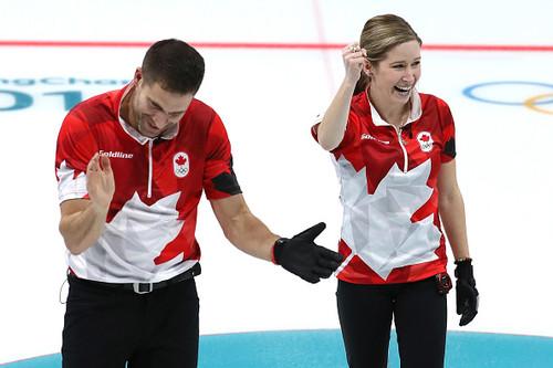 Пхенчхан-2018. Сборная Канады выиграла золотые медали в керлинге