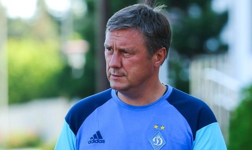Александр ХАЦКЕВИЧ: «У Самбрано контракт до мая»