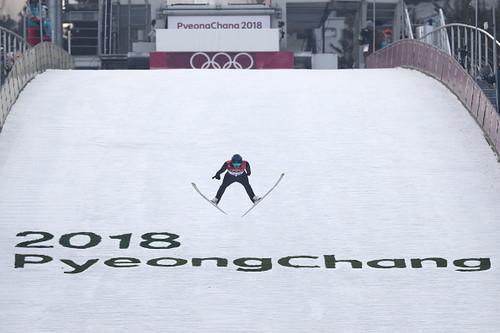 Пхенчхан-2018. Лыжное двоеборье. Пасичнык 36-й после трамплина