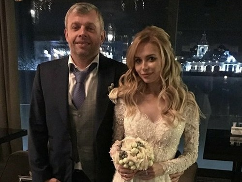 Президент Руху Козловський одружився з українською співачкою