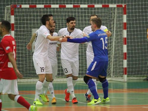 ЭРА-ПАК забил 13 мячей третьей команде турнирной таблицы