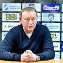 Владимир ШАРАН: «Некоторым игрокам нужно заканчивать с футболом»