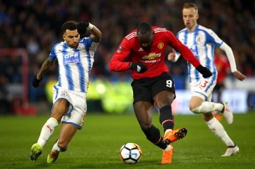 Дубль Лукаку вывел Манчестер Юнайтед в четвертьфинал Кубка Англии