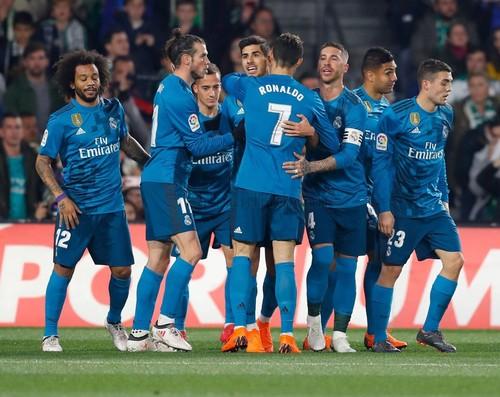 Реал Бетис — Реал Мадрид — 3:5. Обзор матча. 18.02.2018