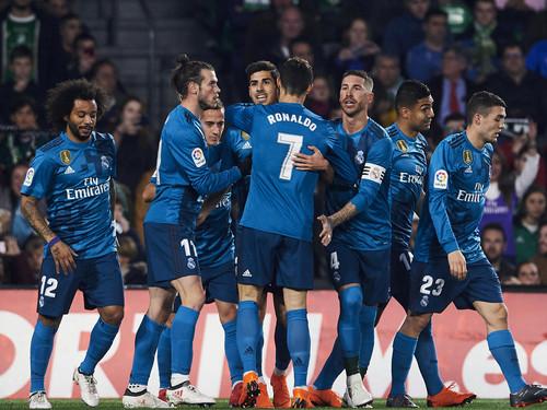 Реал Бетис — Реал Мадрид — 3:5. Видеообзор матча
