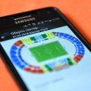 Шахтер запустил мобильное приложение для покупки билетов