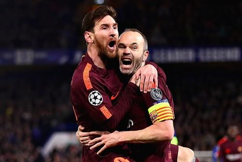 Барселона vs Челсі. Про головне протистояння Ліги Чемпіонів