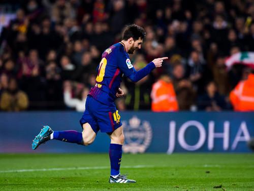 Барселона — Жирона — 6:1. Видеообзор матча