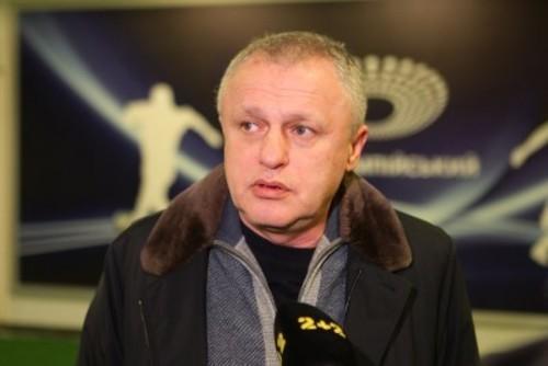 Игорь СУРКИС: «На той стороне воюют болельщики Шахтера»