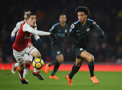 Арсенал — Манчестер Сити — 0:3. Обзор матча. 01.03.2018