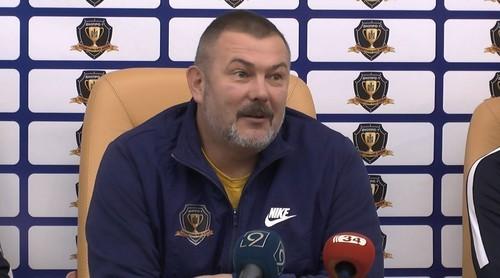 Юрий БЕРЕЗА: «Мы настроены на боевую игру»