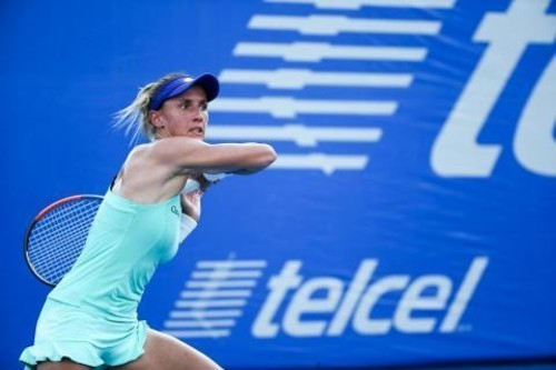 Леся Цуренко защитила титул в Акапулько
