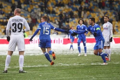 Цыганков выполнил 119 ТТД в матче против Зари