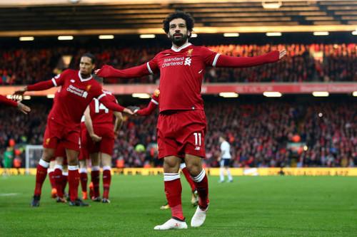 Мохаммед Салах назван лучшим игроком февраля в чемпионате Англии