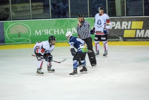 МХК Динамо вышло в полуфинал плей-офф Украинской хоккейной лиги