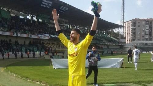 В Турции вратарь сравнял счет на четвертой компенсированной минуте