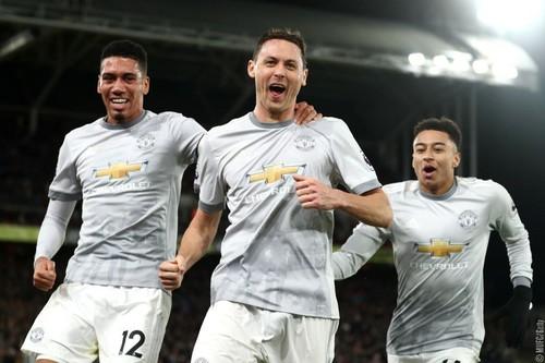 Манчестер Юнайтед совершил камбэк в матче против Кристал Пэлас