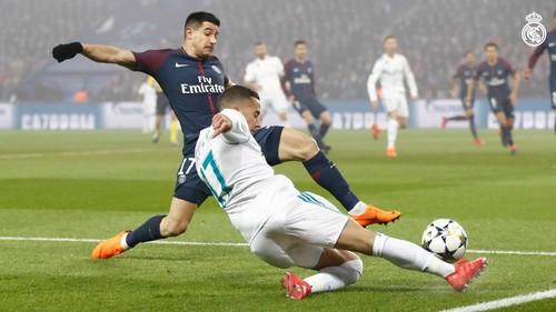 ПСЖ — Реал Мадрид — 1:2. Обзор матча