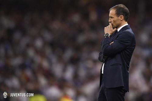 Массимилиано АЛЛЕГРИ: «Ювентус может вылететь из Лиги чемпионов»