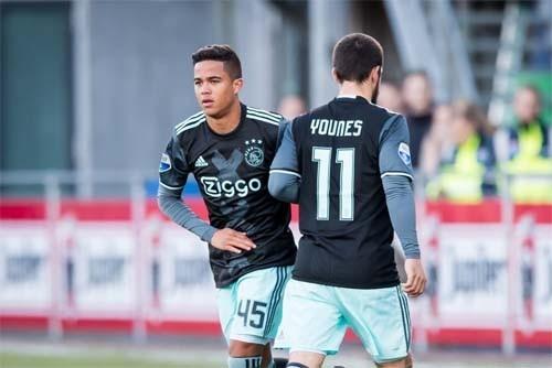 18-летний сын Патрика Клюйверта вызвав в сборную Нидерландов