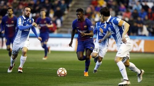 Барселона выиграла Суперкубок Каталонии