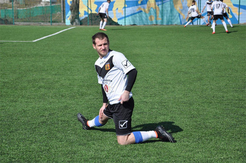 Александр АЛИЕВ: «Динамо нельзя транжирить моменты»