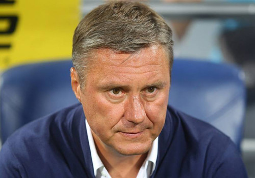 Александр ХАЦКЕВИЧ: «Своей командой я доволен полностью»