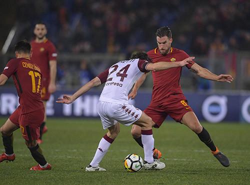 Рома на Стадио Олимпико уверенно переиграла Торино